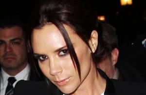 Regardez Victoria Beckham : elle déteste la mode des mannequins maigres, adore les femmes en formes... surtout Jennifer Hudson !