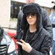 Justin Bieber sort de Ado FM à Paris le 22 février