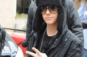Justin Bieber : La nouvelle idole des jeunes provoque l'hystérie en plein Paris... Et toute la semaine sera ainsi !
