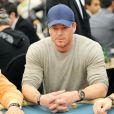Eric Dane participent à un tournoi de poker, à Los Angeles. 20/02/2010