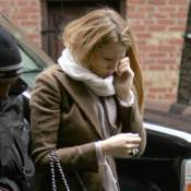Gossip Girl : Blake Lively, Kelly Rutherford, Chace Crawford affrontent le froid... pour vous faire plaisir !