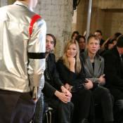 Kate Moss : La Brindille s'invite de nouveau aux défilés, mais avec.. son ex !
