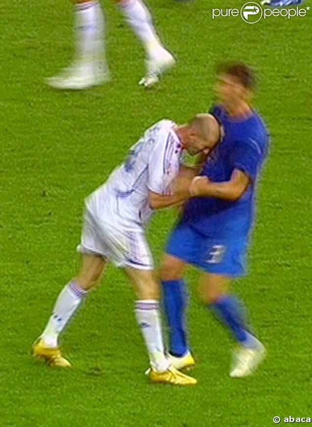 Coupe du monde 2006 marco materazzi re oit des indemnit s apr s ses insultes envers zidane - Musique coupe du monde 2006 ...