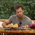 David Charvet reprend son tube  Should I leave .