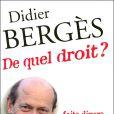 Les ouvrages de Didier Bergès