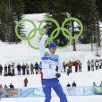 Jason Lamy-Chappuis, grand favori du combiné nordique apporte sa première médaille d'or à la France le 14 février grâce à un sprint de toute beauté où il remonte ses adversaires un par un.