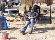 Découvrez Johnny Hallyday en cow-boy et Laeticia très sexy... sur le tournage de leurs nouveaux clips !
