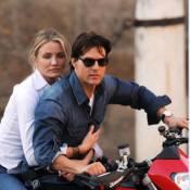 Regardez Tom Cruise et Cameron Diaz s'offrir une virée... explosive !