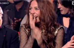 25e Victoires de la Musique : A 19 ans, Izia Higelin explose... deux fois ! Une p**ain de révélation !