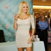 Pamela Anderson vous met au parfum... Barbecue, paprika, fromage ou oignon ?