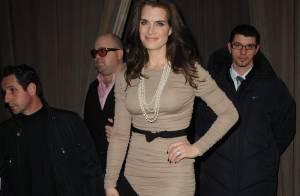 Brooke Shields : Une géante élégante à Paris, à qui rien ni personne ne résiste !