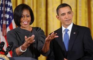 Michelle Obama : Son mari l'admire pendant qu'elle fait la fête avec la sublime Kerry Washington !