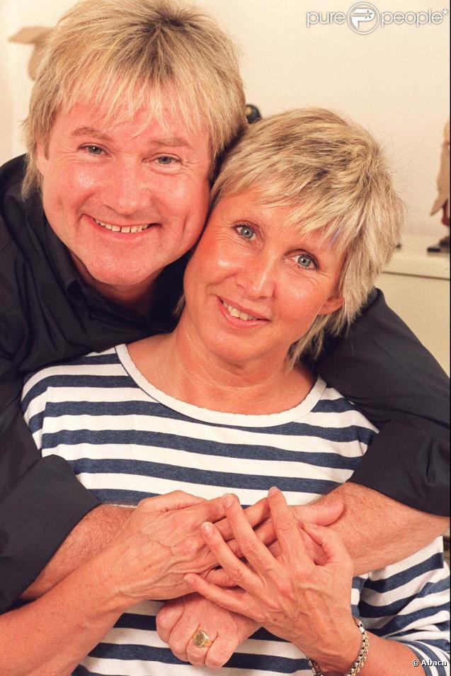 C.Jérôme et son épouse, Annette Dhôtel, en 1999 !