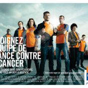 Nâdiya, Grégoire et Christophe Pinna : parrains de l'équipe de France... Et c'est parti, le stade est chaud !