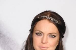 Regardez Lindsay Lohan très mal à l'aise quand il s'agit de parler... de sa sexualité !