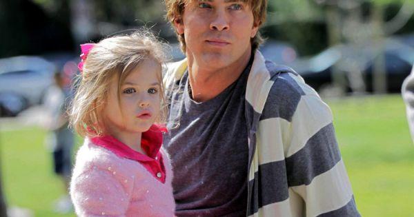 Papa et sa fille nicole