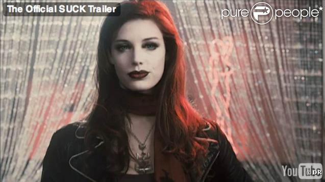 Suck , une comédie musicale vampirique... complètement rock'n'roll !!!