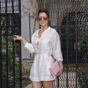 Kate Walsh : Quand la star de 42 ans nous dévoile ses gambettes... c'est très sexy !