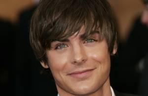 Un garde du corps pour Zac Efron, star de High School Musical...