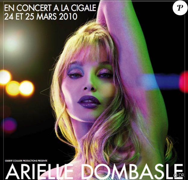 Arielle Dombasle se lance dans le Video Glam Show