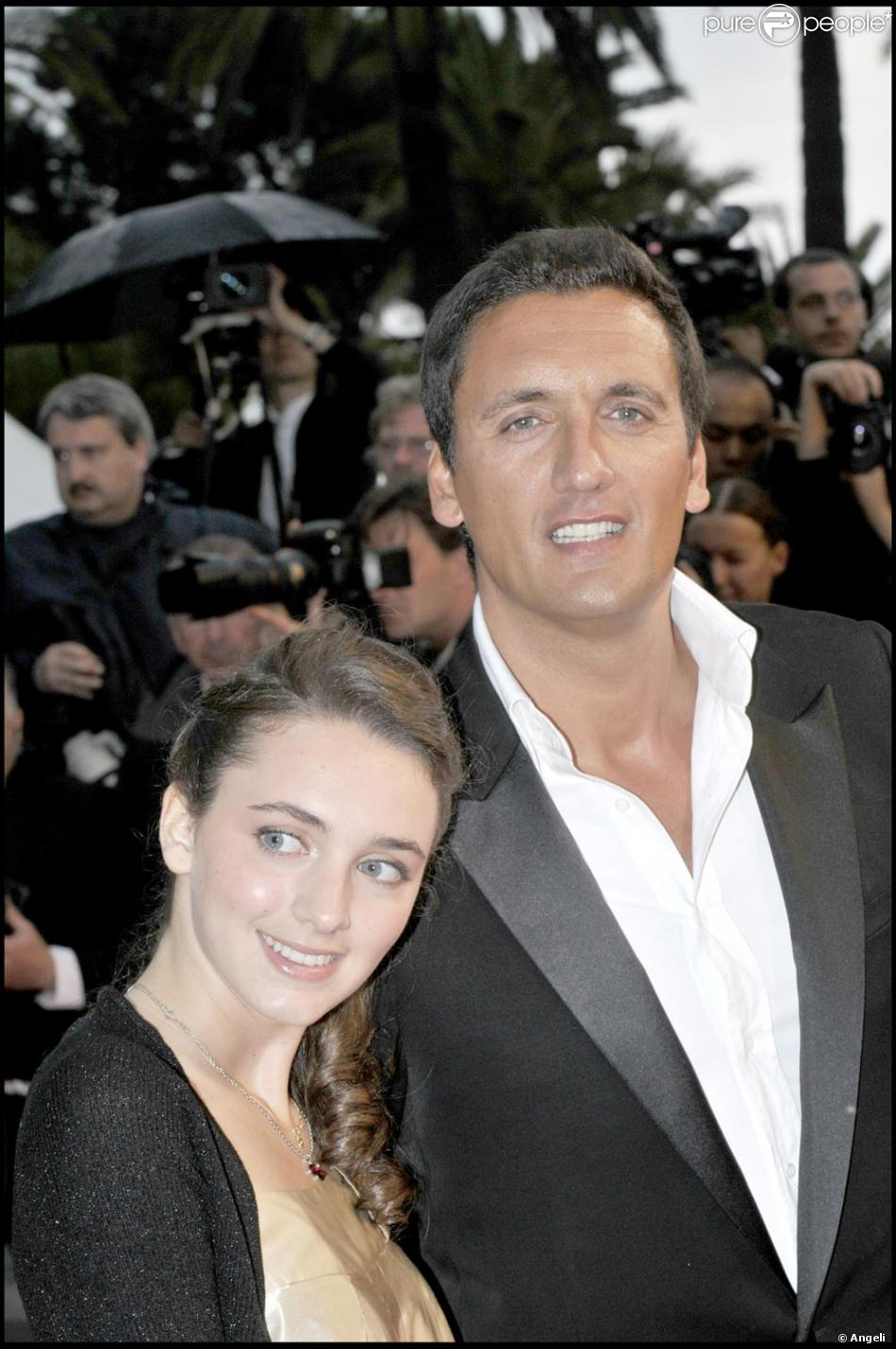 Dany brillant et sa fille leah purepeople for Dans brillant