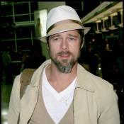 Regardez celui qui a anéanti Brad Pitt... il a vraiment la grosse tête !