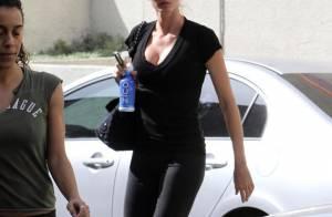 Gisele Bündchen et Tom Brady : Pour rester l'un des couples les plus glamour d'Hollywood... ils adorent transpirer !