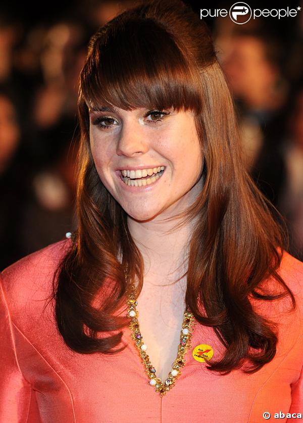 Kate Nash, meilleure artiste féminine britannique aux Brit Awards 2008