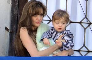 Angelina Jolie avec son fils Knox : Un adorable moment de complicité !
