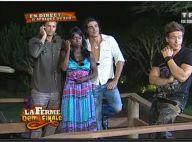La Ferme Célébrités en Afrique : David, Greg, Mickaël et Surya en finale... et TF1 garde son public ! (réactualisé)