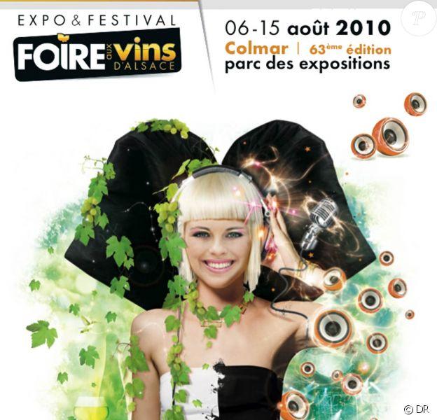 Le festival de Colmar, qui attire chaque été près de 100 000 adeptes en marge de la Foire aux Vins, s'est doté pour son édition 2010 d'une affiche alléchante...