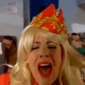 Regardez Isabelle Boulay comme vous ne l'avez jamais vue : blonde, hystérique et hilarante !