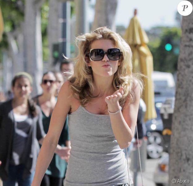 AnnaLynne McCord à Beverly Hills, le 5 avril 2010