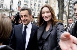 Nicolas Sarkozy : Alors que Carlita monte au créneau pour lui... il copine avec son ennemi juré !