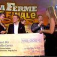 Mickaël fait gagner 110 000 euros à son association