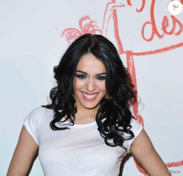 Sofia Essaïdi a confié l'écriture des textes de son nouvel album à la chanteuse Rose !