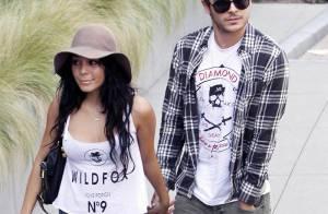 Vanessa Hudgens et Zac Efron, plus amoureux que jamais !