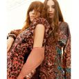 Lou Doillon et Lizzie Jagger pour la collection H&M