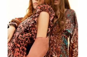 Quand Lou Doillon se met à la mode suédoise avec la fille de Mick Jagger...