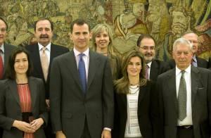 Letizia d'Espagne : Quand elle retrouve son Felipe, elle est prête à faire une grosse chute !