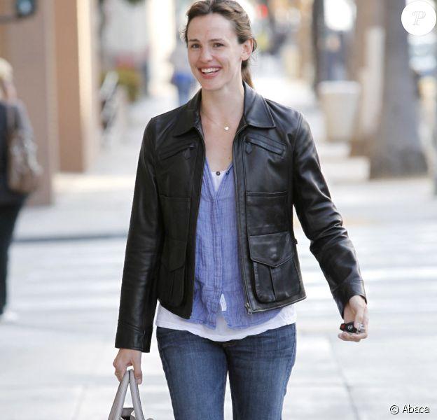 Jennifer Garner  à Los Angeles (15 avril  2010)