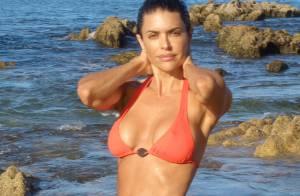 PHOTOS : Lisa Rinna très en formes nous emmène en vacances au soleil...