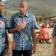 Des images de la nouvelle pub Pepsi avec tout le meilleur du football mondial dedans !