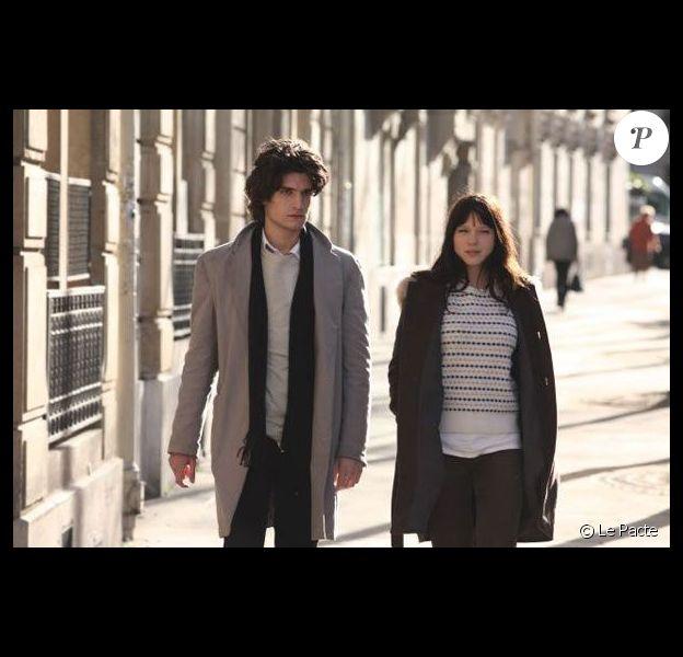 Louis Garrel et Léa Seydoux dans La Belle Personne