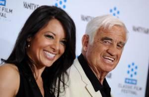 Jean-Paul Belmondo et sa jolie Barbara, toujours aussi amoureux aux côtés... d'Alec Baldwin et Tony Curtis !