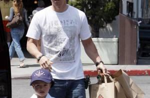 Mark Wahlberg : Son fils de quatre ans est désormais plus sportif que lui !