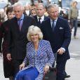 Le 27 avril 2010, le prince Charles a conduit son épouse Camilla à la première d' Aida , de Verdi, à l'Opéra de Londres