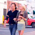 Mickey Rourke et Anastassija en virée shopping à Los Angeles, le 28 avril 2010 !