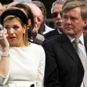 Quand les terribles larmes de la princesse Maxima des Pays-Bas laissent place à... sa dernière folie vestimentaire !