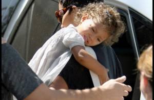 Halle Berry : De nouveau célibataire, elle s'éclate sur la plage avec son adorable fille !